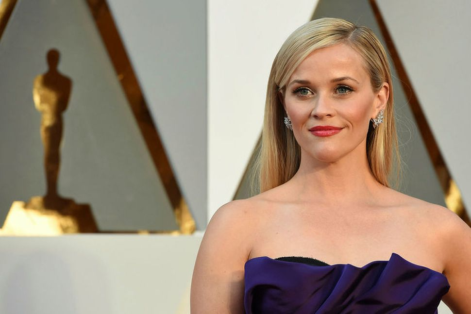 Reese Witherspoon á þrjú börn.