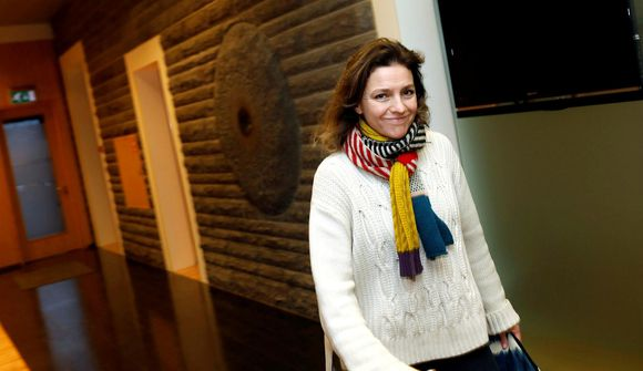 Rósa Björk kveður Vinstri-græna