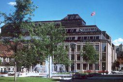 Seðlabanki Noregs/Norgens Bank