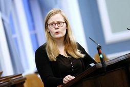 Ásta Guðrún Helgadóttir, fyrrverandi þingmaður Pírata.