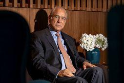 Angel Gurria framkvæmdastjóri OECD.
