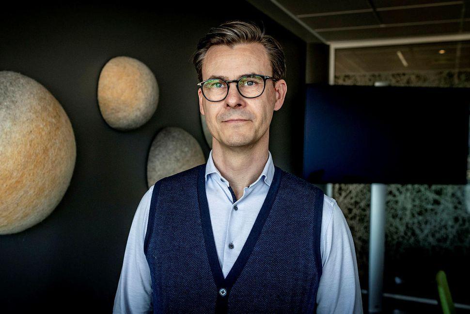 Alfred B. Þórðarson er framkvæmdastjóri Rue de Net og einn …