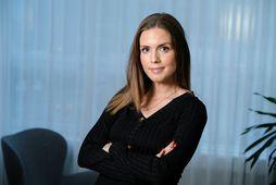 Edda Björk Ragnarsdóttir, viðskiptastjóri á hugverkasviði Samtaka iðnaðarins, myndi láta það vera sín fyrstu verk …