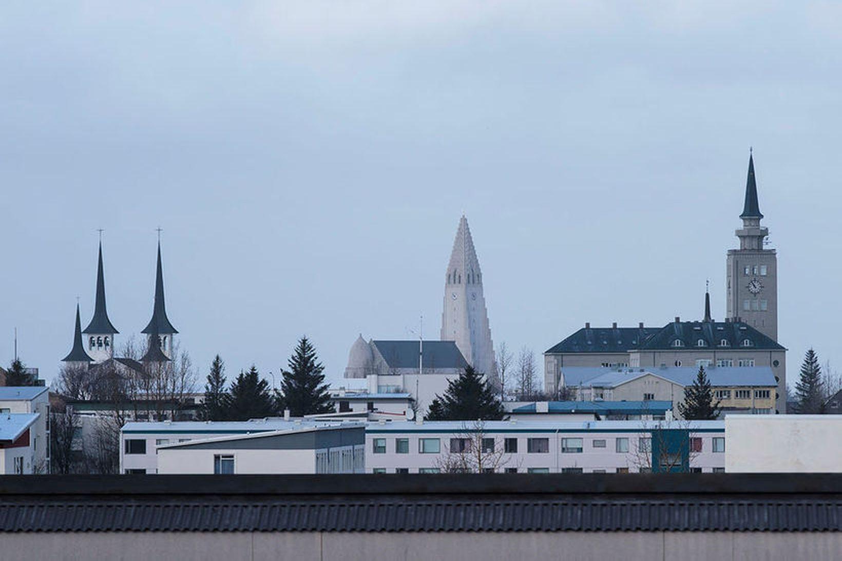 Eitt sárasóttartilfelli greindist á Íslandi árið 2007, fimm árið 2010 …