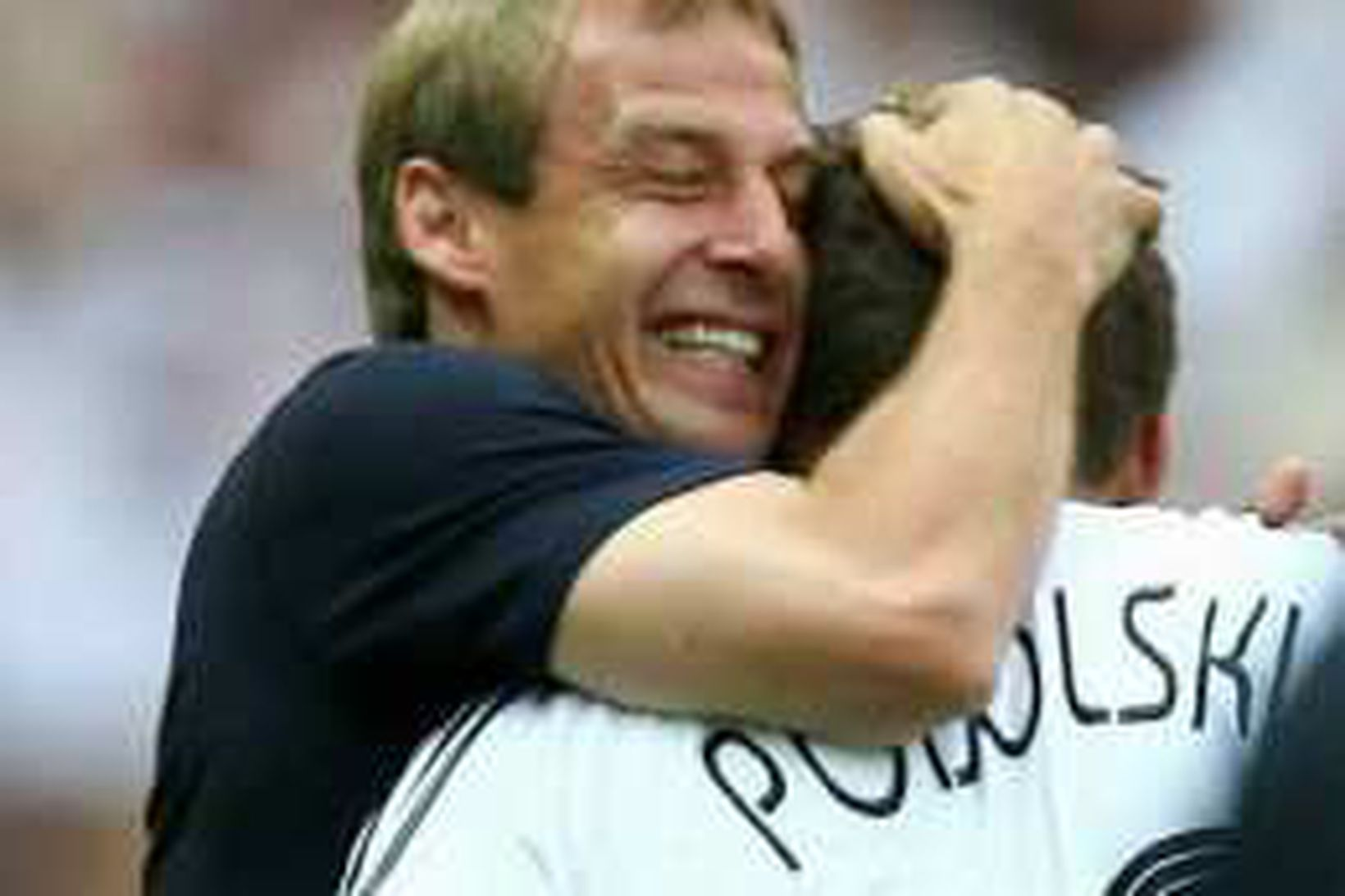 Jürgen Klinsmann.