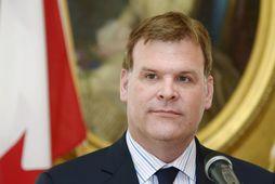 John Baird, utanríkisráðherra Kanada.