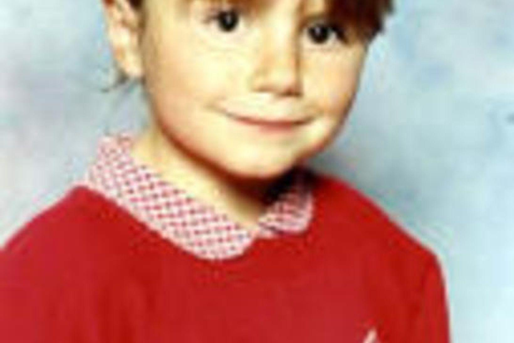Sarah Payne var aðeins 8 ára þegar hún var myrt …