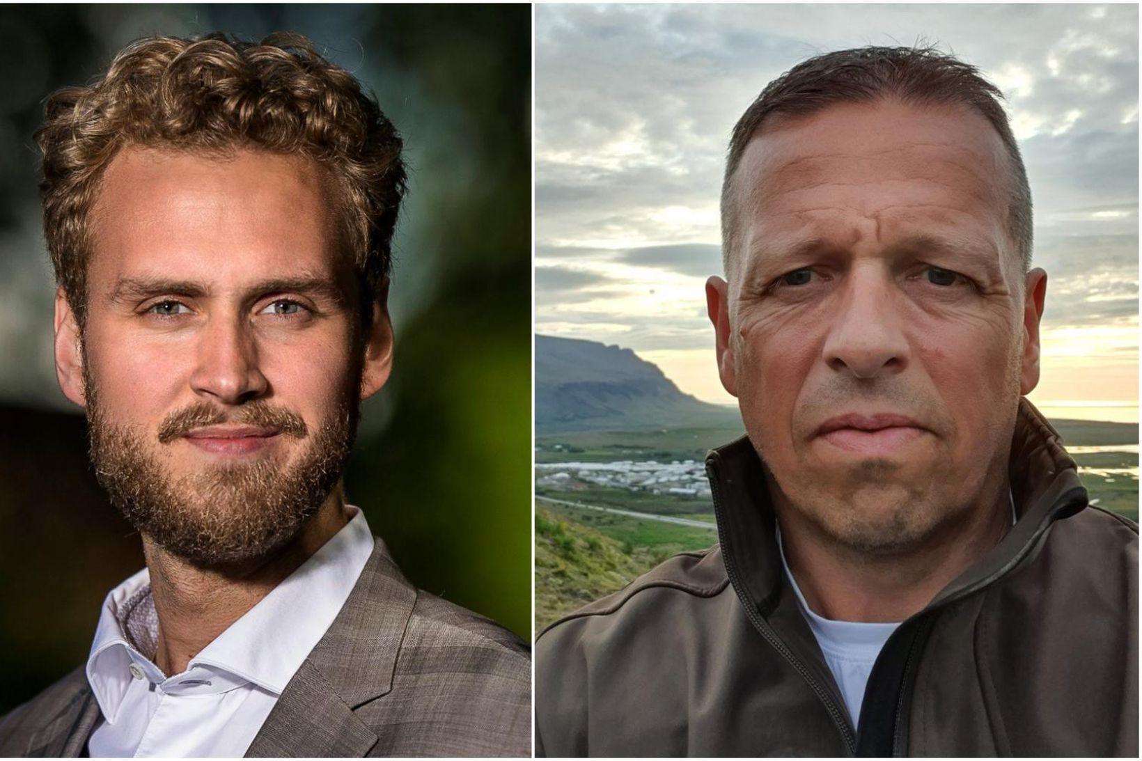 Gunnar Dofri Ólafsson og Sverrir Jónsson hafa verið ráðnir sem …