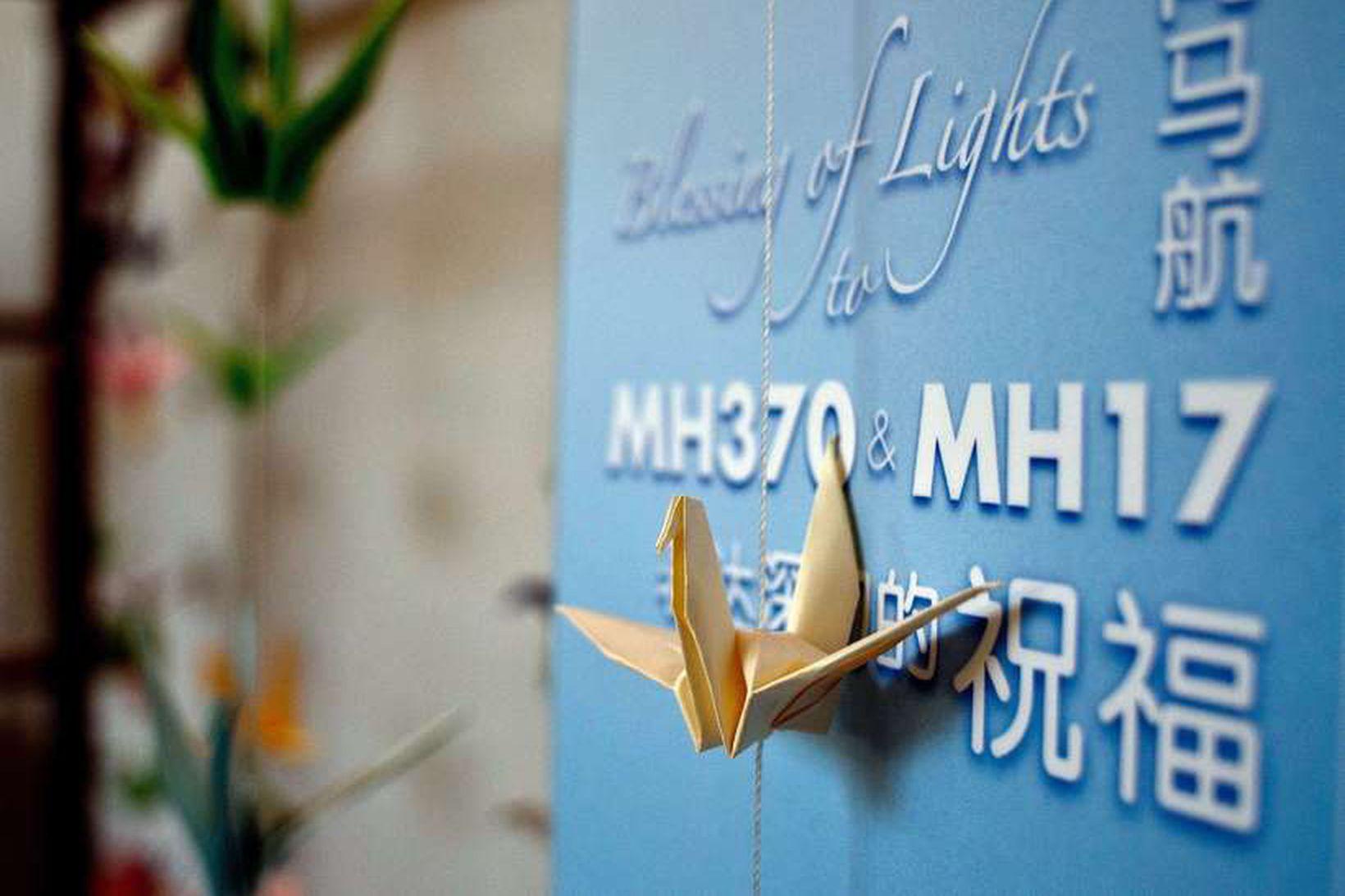 Tvær þotur Malasyan Airlines fórust á árinu 2014, MH370 og …