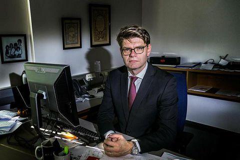 Dr. Björn Zoëga.