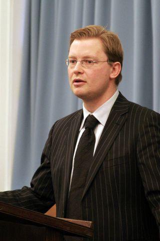 Sigurður Kári Kristjánsson.