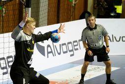 Viktor Gísli Hallgrímsson fær tækifæri á EM.