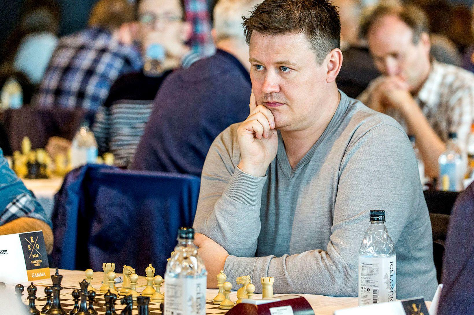 Björn Þorfinnsson er nýr ritstjóri DV.