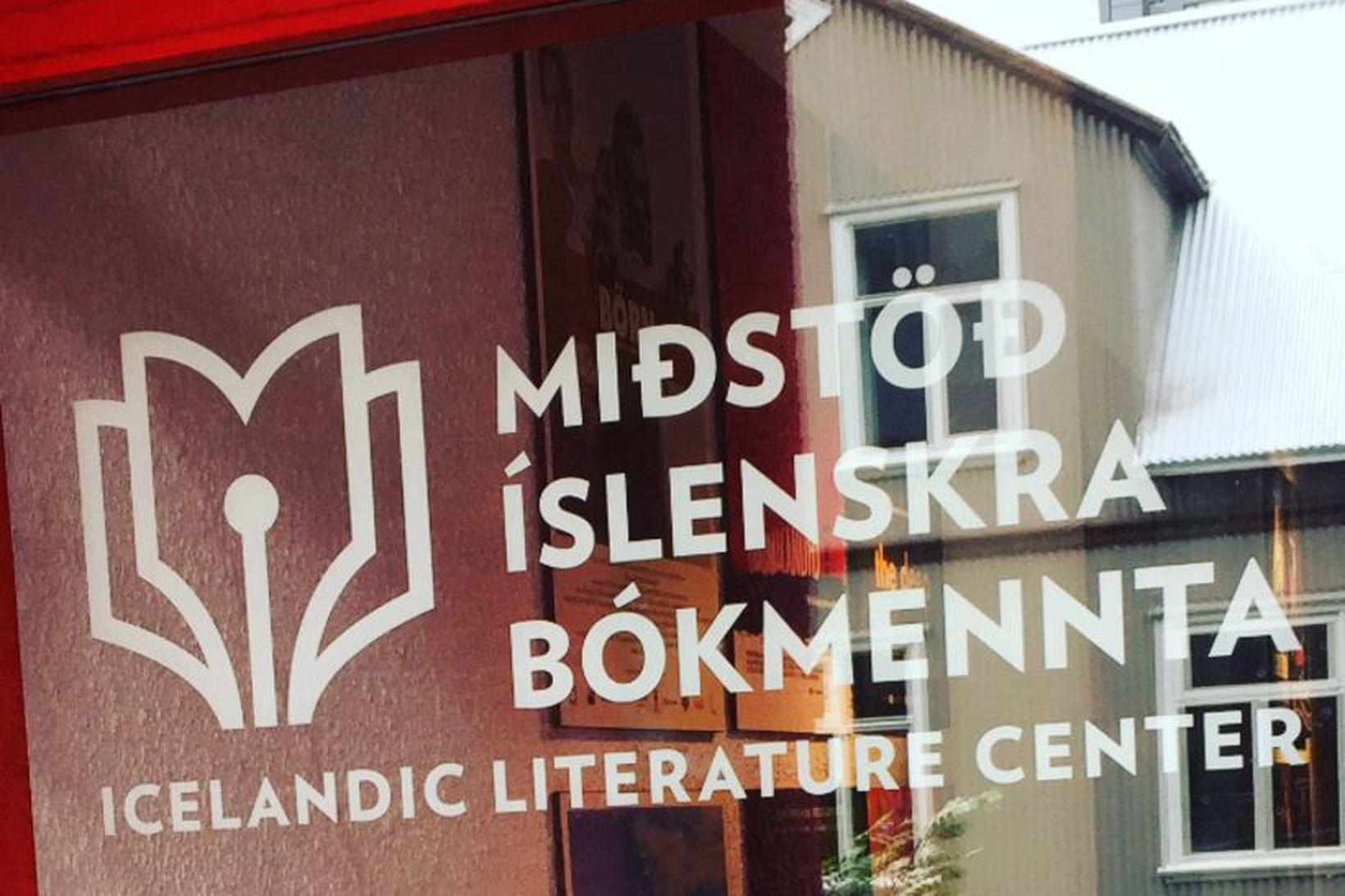 Miðstöð íslenskra bókmennta.