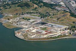 San Quinten-fangelsið í Kaliforníu.