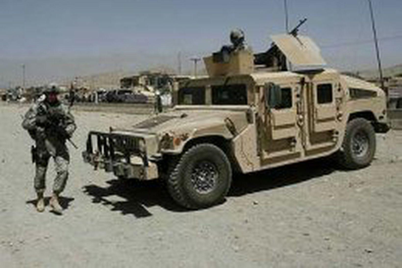 Frá Afganistan.