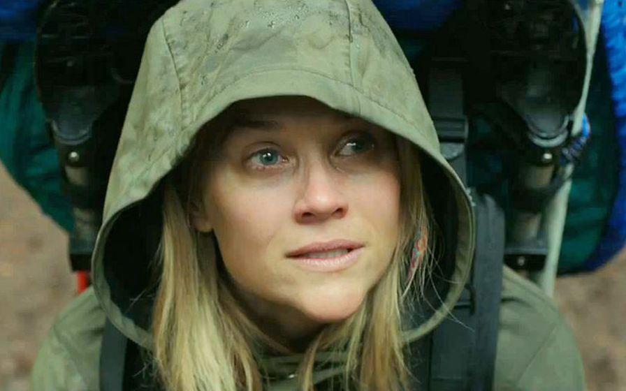 Reese Witherspoon fór með stórleik í bíómyndinni Wild.