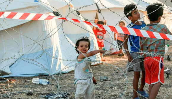 Tekur á móti sýrlenskum fjölskyldum frá Lesbos