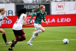 Áslaug Munda Gunnlaugsdóttir.