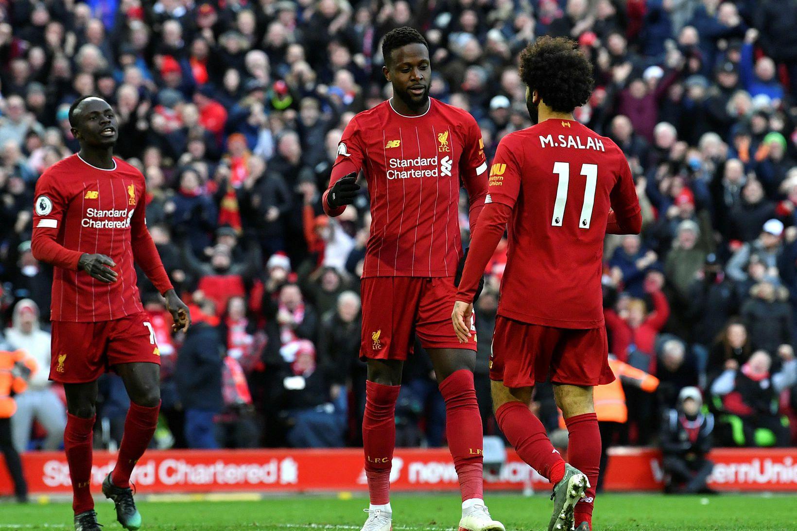 Liverpool er ríkjandi Evrópumeistari og fær seinni leikinn á heimavelli …