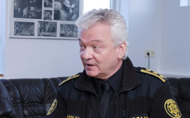Ólafur Helgi Kjartansson.
