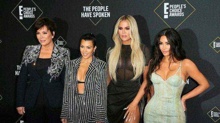 """""""Reunion"""" Kardashian fjölskyldunnar"""