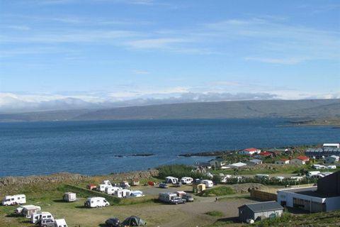 Hólmavík Camping Ground
