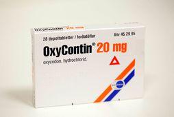 Oxycontin er ópíóðalyf, skylt ópíumi og morfíni, og getur verið mjög ávanabindandi.