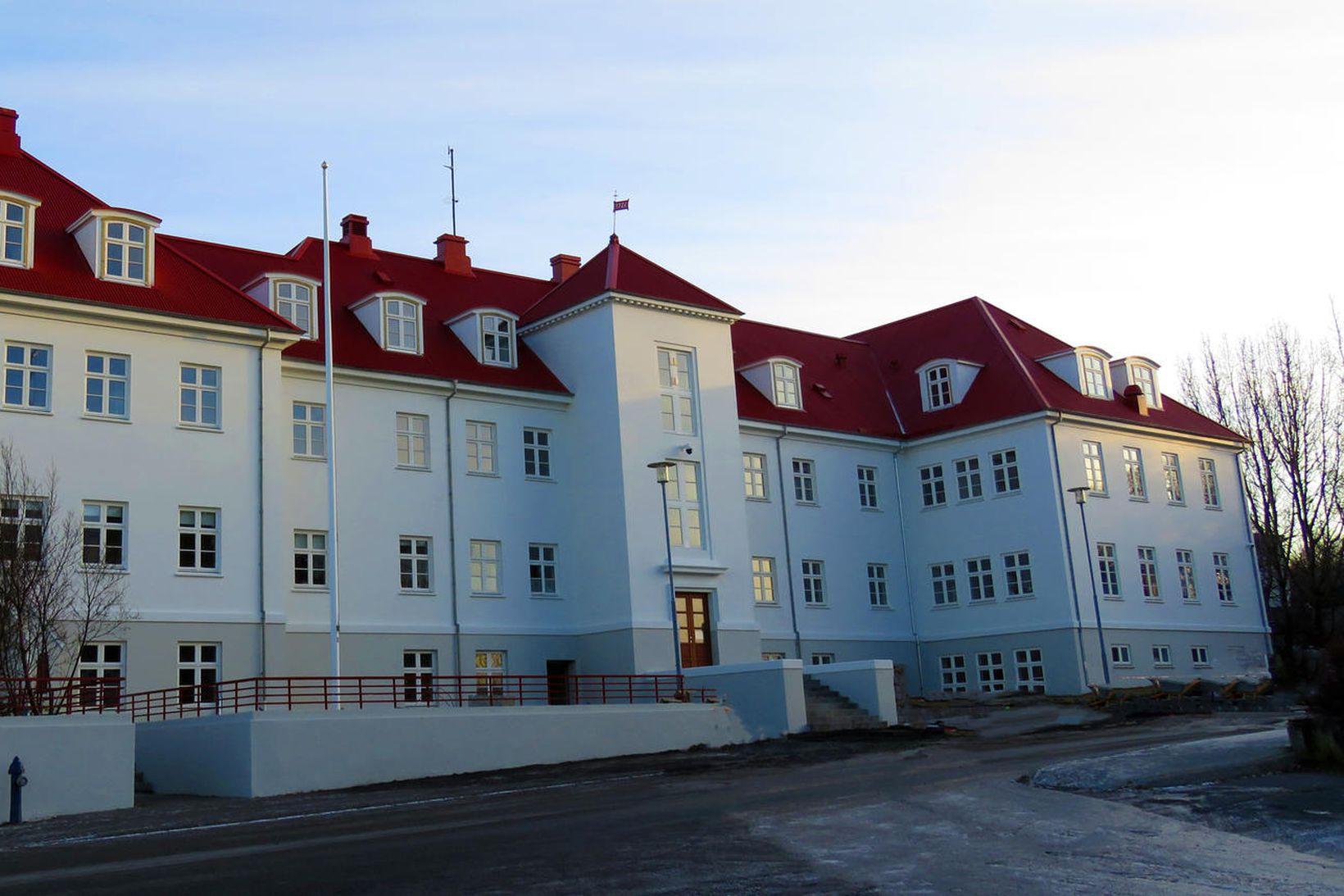 St. Jó hefur fengið nýtt hlutverk í að skapa Hafnarfirði …