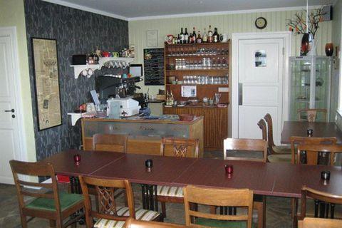 Stúkuhúsið - Café / Restaurant