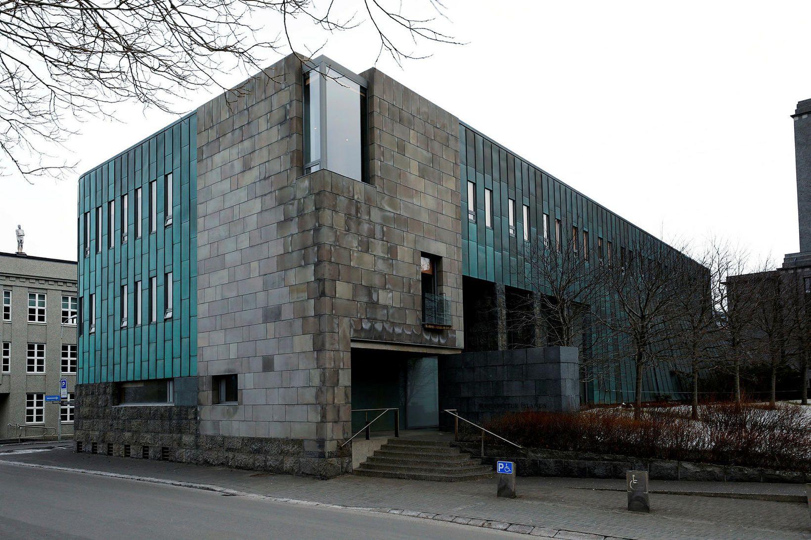 Hæstiréttur Íslands.