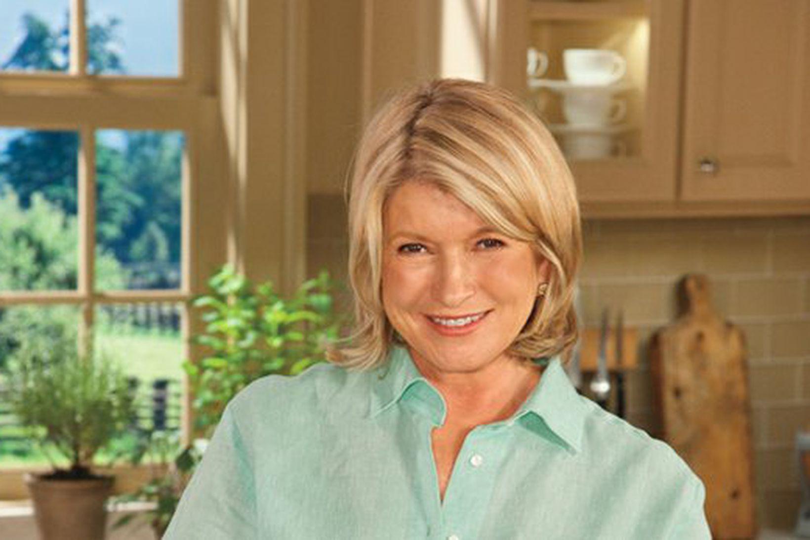Martha er einn vinsælasti sjónvarpskokkur heims en sefur mjög illa.