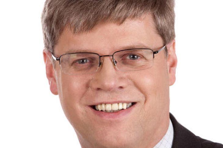 Haraldur Sverrisson.