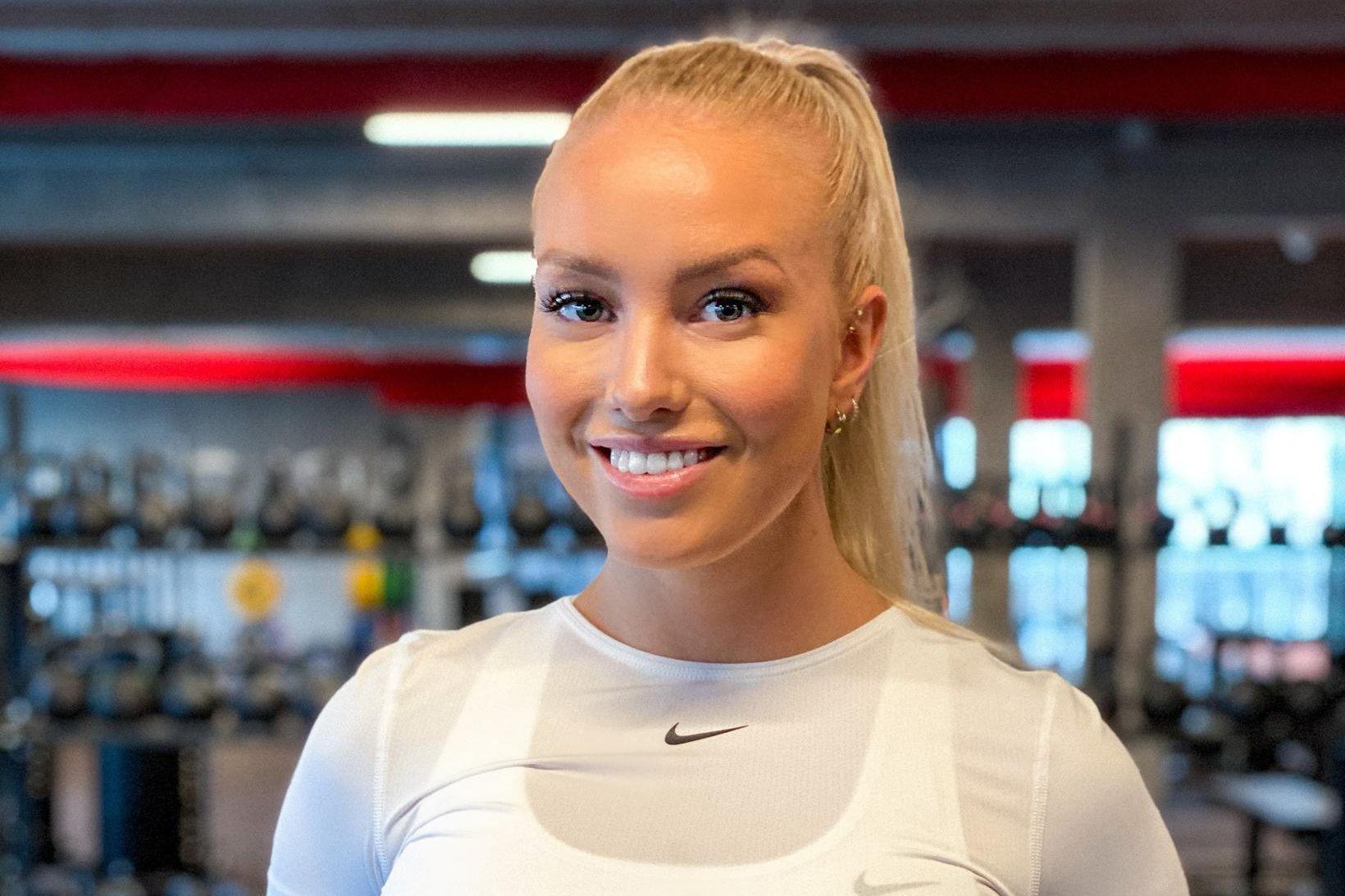 Birgitta Líf Björnsdóttir starfar hjá World Class.