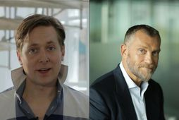 Davíð Helgason og Björgólfur Thor Björgólfsson eru einu Íslendingarnir á lista Forbes.