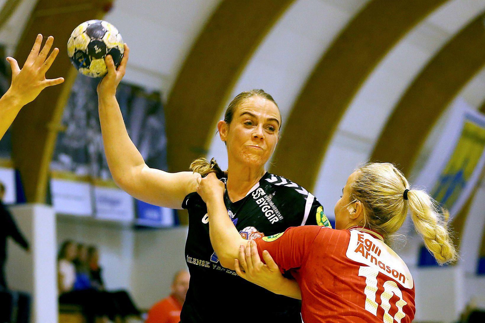 Martha Hermannsdóttir verður ekki meira með KA/Þór á þessari leiktíð.