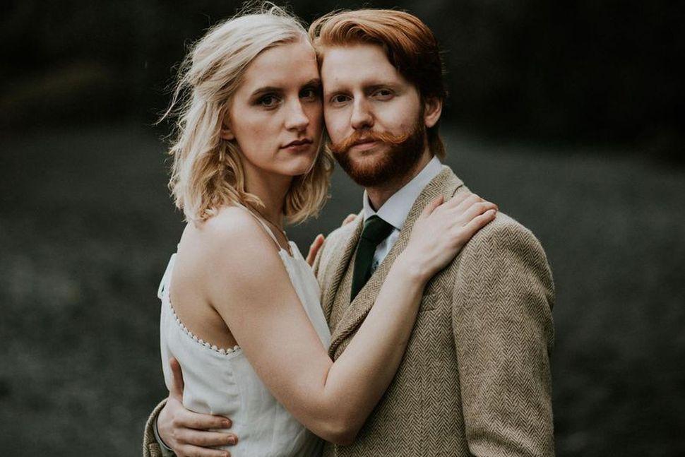 Alina og Þorvarður eru búin að vera saman í sjö ...
