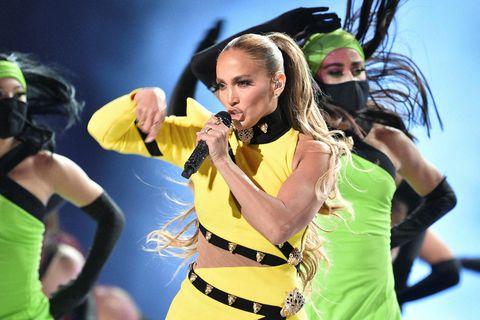 Jennifer Lopez sló fyrst í gegn árið 1999 með laginu If You Had My Love
