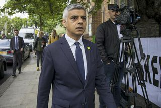 Borgarstjóri London, Sadiq Khan.