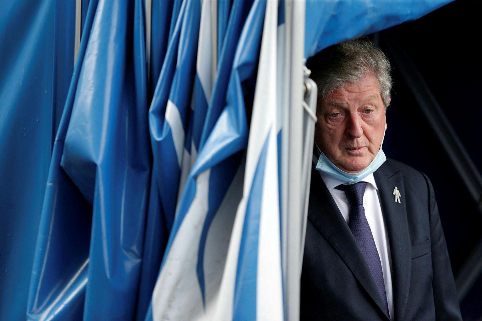 Roy Hodgson lætur af störfum þegar samningur hans rennur út …