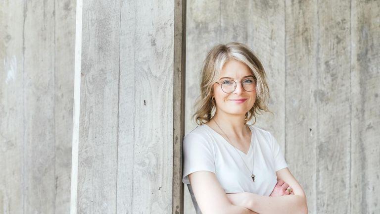 Hjálpar fólki að staldra við og huga að sér