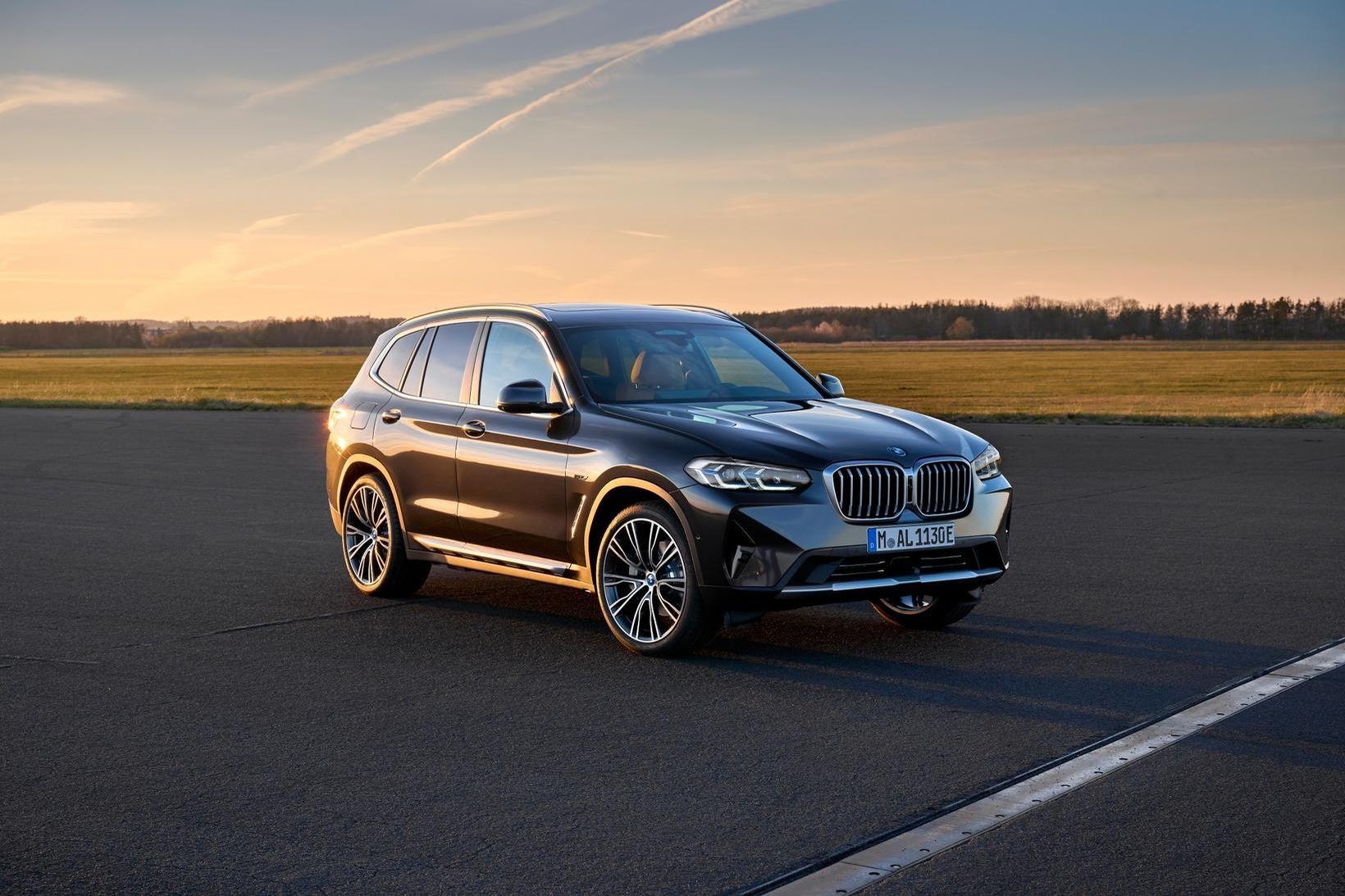 Nýr BMW X3.