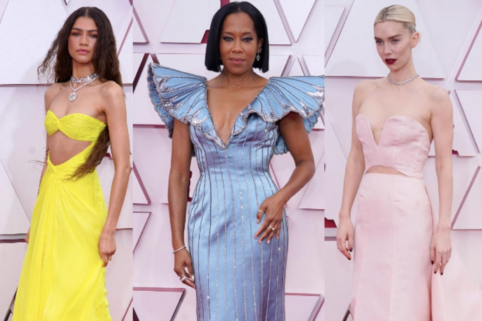 Zendaya, Regina King og Vanessa Kirby voru meðal best klæddu …