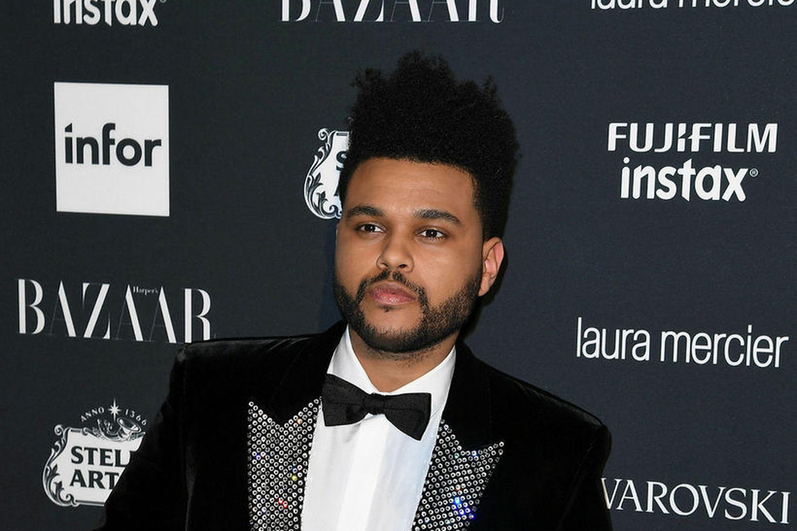 The Weeknd er hættur að neta harðra fíkniefna.