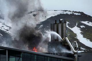 Gildi samstarfsins sannaðist berlega þegar upp kom eldur í Hellisheiðarvirkjun í janúar síðastliðnum.