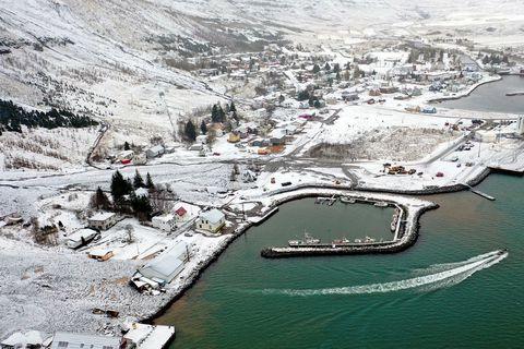 Alls hafa 79 tjón verið tilkynnt Náttúruhamfaratryggingum Íslands.