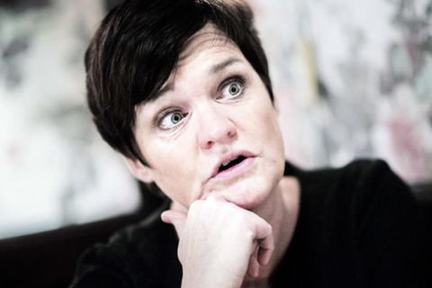 Mette Yvonne Larsen, réttargæslumaður brotaþola í Mehamn-málinu, telur dóm í Mehamn-máli réttan.