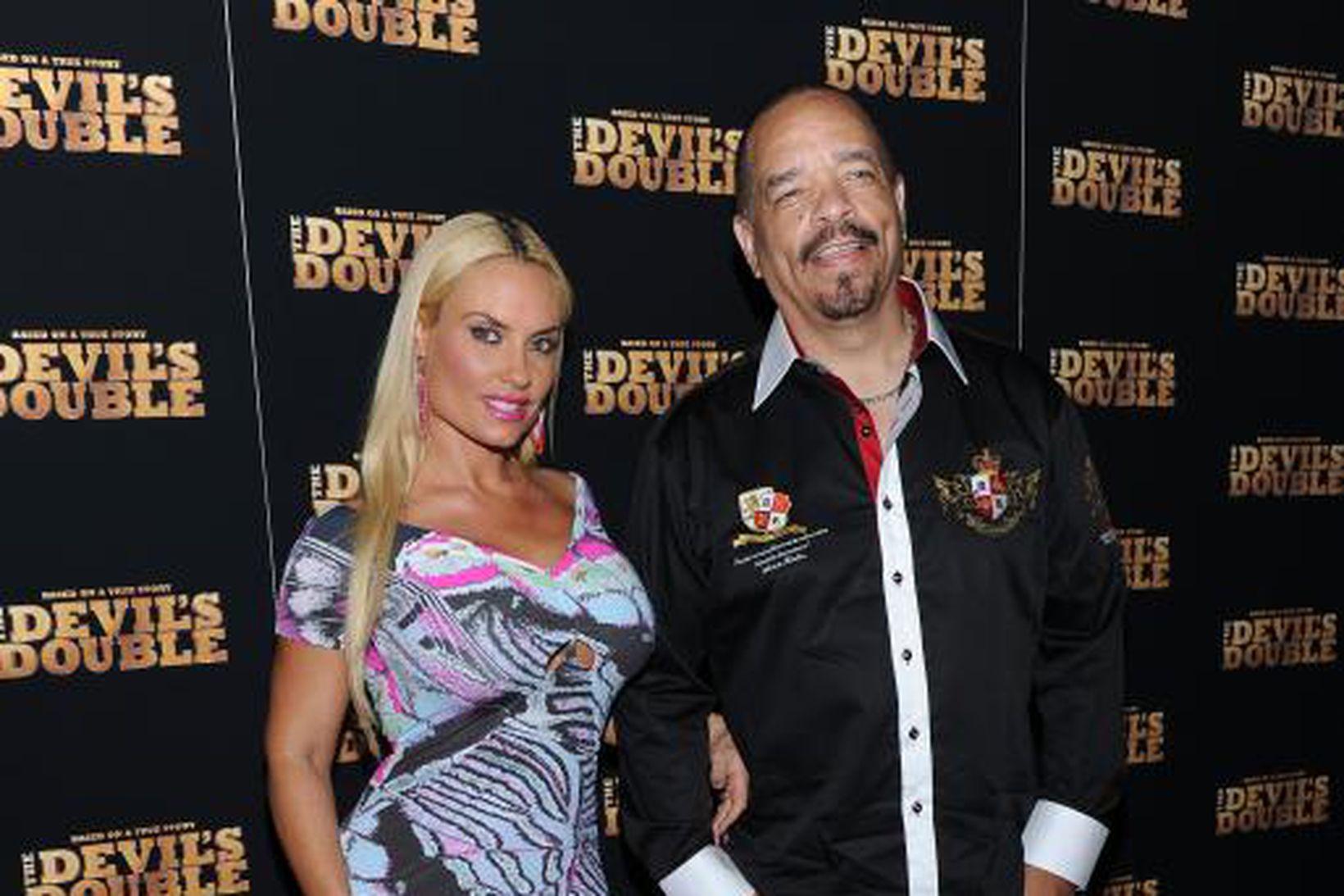 Coco og Ice-T.
