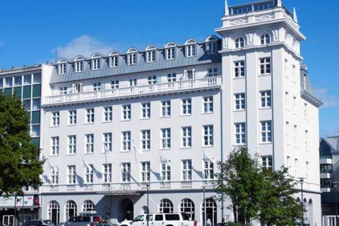 Hotel Borg - Keahotels