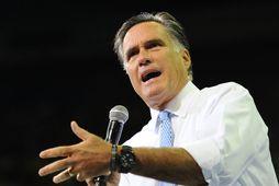 Mitt Romney, forsetaframbjóðandi repúblikana.